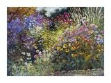 Soirée au jardin Posters par Nel Whatmore