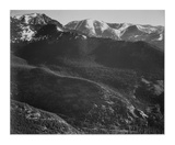 Rocky Mountain National Park, Colorado, ca. 1941-1942 Posters av Ansel Adams