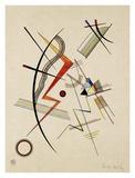 Uden titel Plakat af Wassily Kandinsky