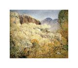 Harney Desert, 1908 Reproduction giclée Premium par Frederick Childe Hassam