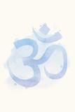 Mindfulness - Ohm Julisteet tekijänä Sasha Blake