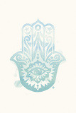 Mindfulness - Hamsa Prints by Sasha Blake