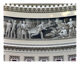 Wright Brothers frieze in U.S. Capitol dome, Washington, D.C. Prints by Carol Highsmith