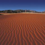 Namibian Desert Giclee Print by Chris Simpson