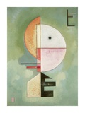Upward Posters af Wassily Kandinsky