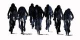 The Race Giclée-Druck von Mark Chandon