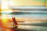 California Cool - Solo Giclee-trykk av Chuck Brody