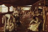 The Golden Fleece ジクレープリント : トム・ロバーツ