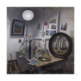 Mirror, Mirror Giclee Print by Tom Hughes