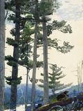 Old Settlers, 1892 Giclée-tryk af Winslow Homer
