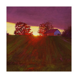 Between Trees, 2013 Reproduction procédé giclée par Helen White