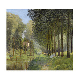 Rest, 1878 Giclee Print by Alfred Sisley