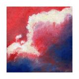 Cloud Miniature IV, 2016 Reproduction procédé giclée par Helen White