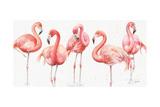 Gracefully Pink VIII Posters par Lisa Audit