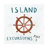 Ahoy VIII Premium Giclee Print by Melissa Averinos