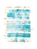 Ocean Blue I 高品質プリント : Wild Apple Portfolio