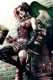 Harley Quinn- Wall Art Stampe