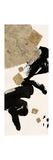Gilded Collage I on White Schilderij van Chris Paschke
