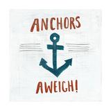 Ahoy VI Premium Giclee Print by Melissa Averinos