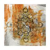 Mandala II Crop Premium Giclee Print by Melissa Averinos