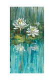 Water Lily Pond V2 III Kunstdrucke von Danhui Nai
