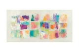 Popsicles Horizontal Stone ポスター : マイク・シック