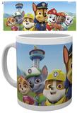 Paw Patrol - Group Mug Krus