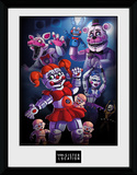 Five Nights at Freddy's- Sister Location Group Stampa del collezionista