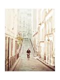 Ladrón de bicicletas Lámina por Keri Bevan