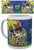 Paw Patrol - Tracker Mug Krus