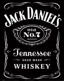 Jack Daniels- Classic Black Label Photographie