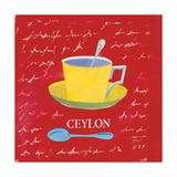 Ceylon Bright Poster von Michael Clark