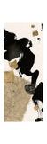 Gilded Collage I on White Láminas por Chris Paschke