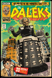 Doctor Who- Davros Daleks Invasion Comic Stampe
