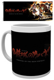 Kabaneri of the Iron Fortress - Logo Mug Taza