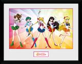 Sailor Moon- Rainbow Samletrykk