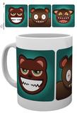 Orphan Black - Bears Mug Krus