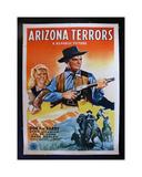 Arizona Terrors Giclee-trykk