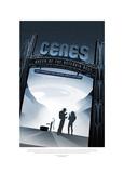 Ceres- Queen Of The Asteroid B Giclée-vedos tekijänä JPL