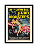 Attack Of The Crab Monsters Giclee-trykk
