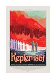 Kepler Giclée-vedos tekijänä JPL