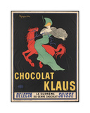 Chocolate Klaus