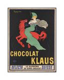 Chocolate Klaus Giclée-tryk