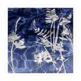 Indigo Nature I Giclee Print by Danielle Carson