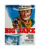 Big Jake Giclee-trykk