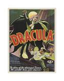 Dracula 1931 Impressão giclée
