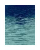 Ocean Current Blue II Impressão giclée por Maggie Olsen