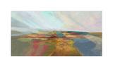 Cascade II Impressão giclée por Michael Tienhaara