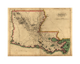 Louisiana Giclee Print by Dan Sproul