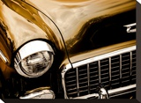 Classic Sepia III Stretched Canvas Print by Ryan Hartson-Weddle
